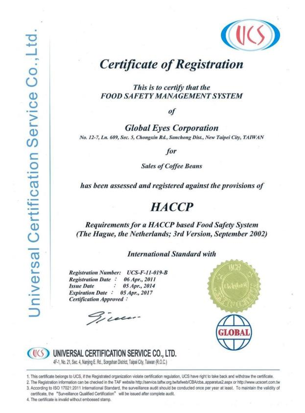 HACCP English